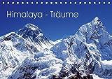 Himalaya - Träume (Tischkalender 2019 DIN A5 quer): Die höchsten Gipfel der Erde erleben Sie auf beeindruckende Art und Weise im wunderschönen Nepal. (Monatskalender, 14 Seiten ) (CALVENDO Natur)