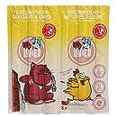 Lov&Ed Katzensticks, Gelflüge und Leber, 5er Pack (5 x 30 g)