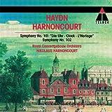Symphonies Nos 101 'L'Horloge' & 102