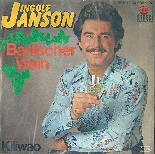 Badischer Wein / Vinyl single [Vinyl-Single 7\'\']
