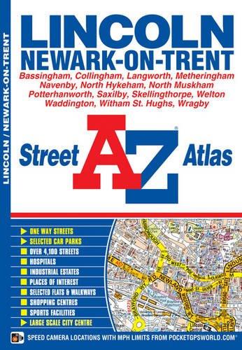 Lincoln Street Atlas (A-Z Street Atlas S.)