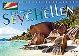 Seychellen - Die schönsten Strände (Tischkalender 2019 DIN A5 quer): Sonne, Meer und Sand. Die schönsten Strände der Seychellen. (Monatskalender, 14 Seiten ) (CALVENDO Natur) - Max Steinwald