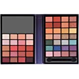 Spotlight Eyeshadow Palette Professional 48 Color Eye Shadow Matte Shimmer Makeup Pallet Highly Pigmented Colorful Powder Lon