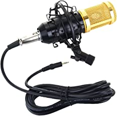 Generic Professional Condenser Microphone Mic Sound Studio Recording Dynamic-57000927MG