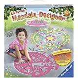 Ravensburger Outdoor Mandala Designer Flowers and Butterflies, Multicolor