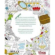 La-Bella-e-la-Bestia-Colouring-book-Con-poster-Con-Poster