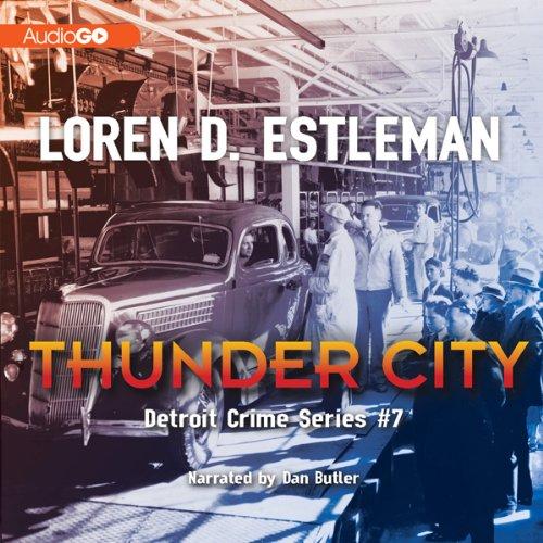 Thunder City  Audiolibri