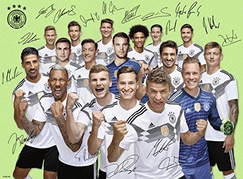Ravensburger Kinderpuzzle 13248 Fußballclubs Weltmeisterschaft 2018, Puzzle