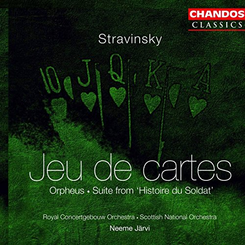 Jeu Des Cartes, Orpheus, Histoire Du Soldat (Suite)