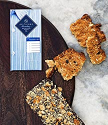 All Things Monday Belgian Dark Chocolate With Granola Handmade Chocolate Bar, 100g [Pack Of 2, Inspired By Everyday]