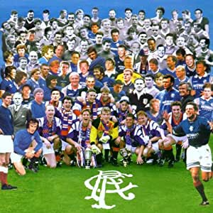 Glasgow Rangers FC: Ibrox Anthems