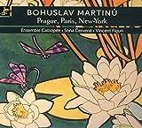 Trois m?lodrames lyriques/Sonatines/La Revue de Cuisine version FR/CZ by Cervena.S. / Figuri V Ensemble Calliop?e
