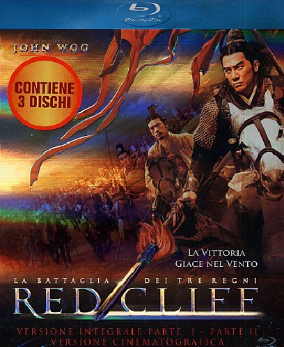 Red Cliff - La Battaglia Dei Tre Regni (Collector's Edition) (3 Blu-Ray)