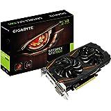 Gigabyte GV-N1060WF2OC - Grafikkarte NVIDIA GeForce 1060 GTX OC Windforce 2 (6 GB GDDR5, PCI-E 3.0, DVI-D, HDMI, DP), schwarz