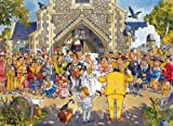 Jumbo Games Wasgij Original 4 - A Day to Remember 500 Piece Jigsaw Puzzle