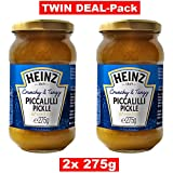 Heinz Crunchy & Tangy Piccalilli Pickle 2x 275g