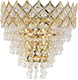 ArihantSuperStore Beautiful Glass Wall Lamps With All Fitting & Fixture