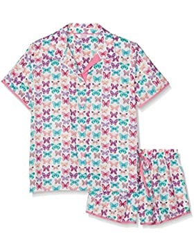 Cyberjammies Butterfly, Pijama Entero para Niños, Multicolor (Multicoloured), 12 Años