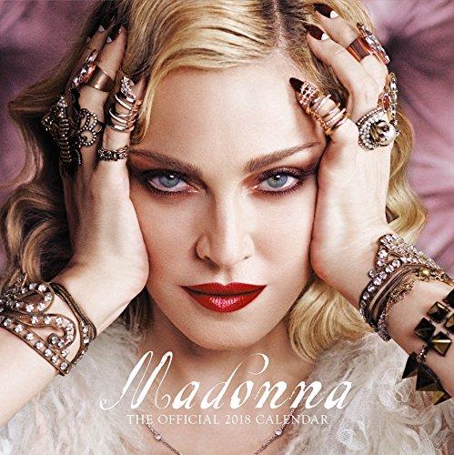 Madonna Official 2018 Calendar - Square ...