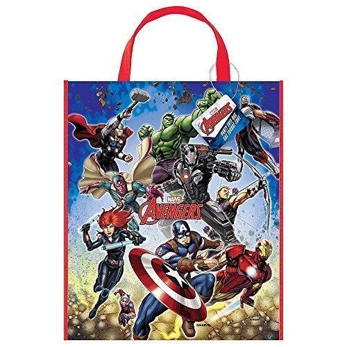 Party Tasche mit Griff (5Pack) (Avengers-party-taschen)