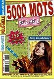 Telecharger Livres 5000 mots pele mele N 121 mots pele mele avec les solutions 158 grilles (PDF,EPUB,MOBI) gratuits en Francaise