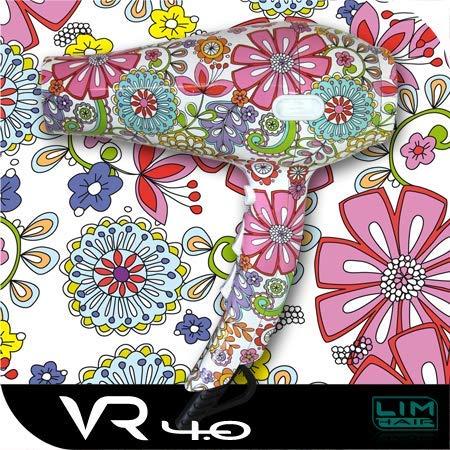 Secador de pelo IONICO flores europeo LIM HAIR 2000 w