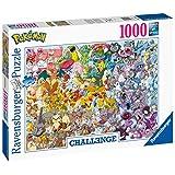 Ravensburger 151660 Puzzel Challenge Pokemon: 1000 Stukjes