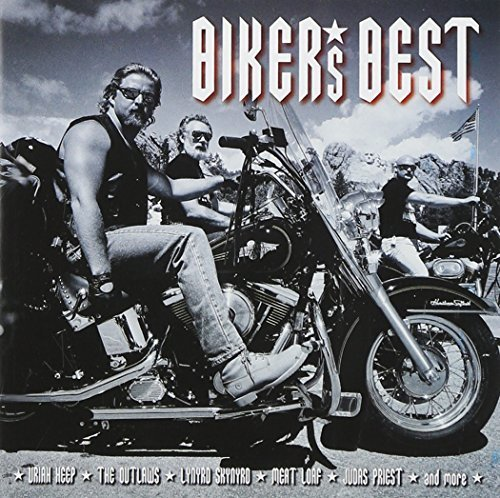 Uriah Heep, Motorhead, Ted Nugent, Rose Tattoo, The Outlaws, Gotthard, Warrant.. by Biker's Best (16 tracks, Sony) -