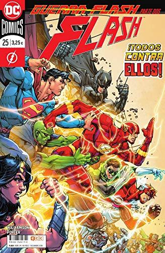 Flash núm. 39/ 25 (Flash (Nuevo Universo DC)) por Joshua Williamson