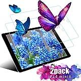 Youer iPad Mini 3/2/1 Panzerglas Schutzfolie, [2 Stück] Ultra-klar Displayschutzfolie für iPad Mini 3/2/1 Panzerglas Folie 7.9 Zoll,Anti-Kratzen, Anti Fingerprint, 9H Härte