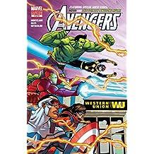 Avengers Ft. Hulk & Nova (2016) #3 (of 4)