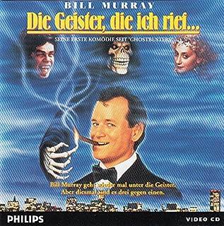 Die Geister die ich rief - Bill Murray - CD-i - 2 CD - Video CD -Philips