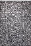 ESPRIT Teppich grau 80 x 150 cm