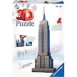 Ravensburger - Puzzle 3D - Building - Empire State Building - 12553