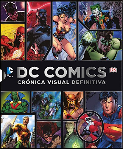 DC Comics, Crónica Visual Definitiva