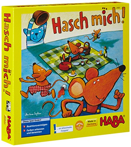 HABA 2400 - Hasch mich, Fangspiel