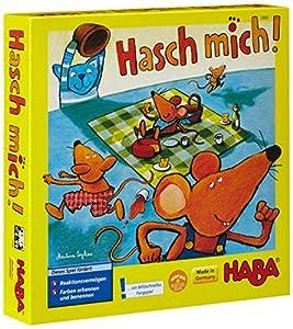 HABA 2400 Hasch Mich - Juego Infantil (versión en alemán)