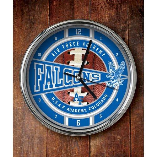 Memory Company NCAA U.S. Air Force Academy Offizielles Chrom Uhr, Multicolor, One Size -