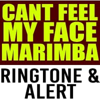 Can't Feel My Face Marimba Ringtone and Alert