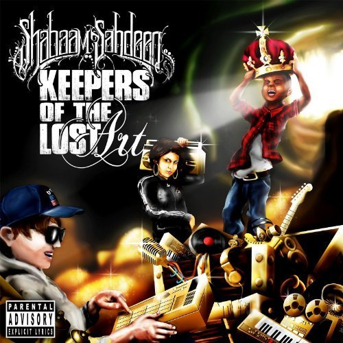 Keepers Of The Lost Art by Below System -