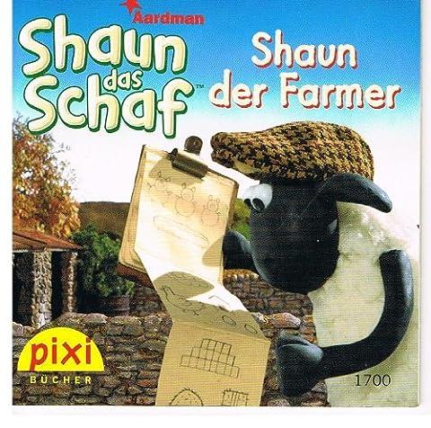 Schaun das Schaf-Schaun der Farmer,Pixi Heft,Serie 189,Nr. 1700