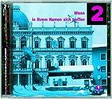 Wenn 2 in ihrem Namen sich treffen, 1 CD-ROM Performance Art Duos