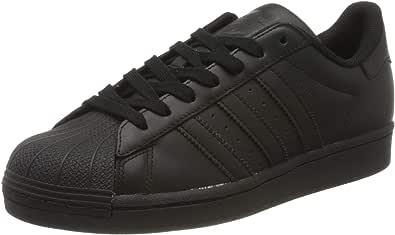 adidas Originals Superstar, Scarpe da Ginnastica Uomo, nero (Core Black/Core Black/Core Black), 48 2/3 EU