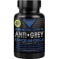 Absonutrix Anti Grey Hair Pure - trattamento avanzato contro i capelli grigi ritorna al tuo colore di capelli