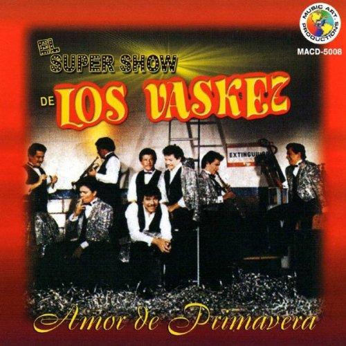 Amor De Primavera (UK Import) (De Super Los Show Vasquez)