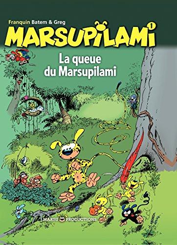 Marsupilami - Tome 1 - La queue du Marsupilami par Greg
