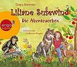 Liliane Susewind - Die Abenteuerbox: Inhalt: Rückt dem Wolf nicht auf den Pelz!, Ein Panda ist kein Känguruh, Schimpansen macht man nicht zum Affen, Ein kleines Reh allein im Schnee - Tanya Stewner