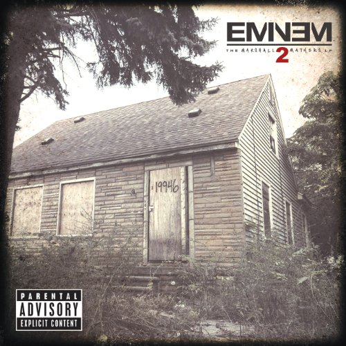 The Marshall Mathers LP2 (Delu...