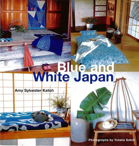 Blue & White Japan (English Edition)