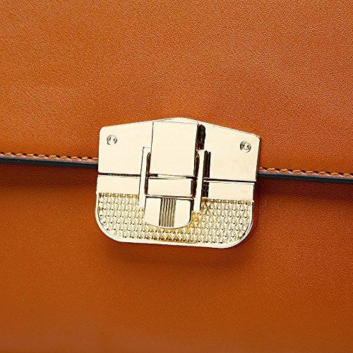 Die neuen TSLX Sommer Tasche Leder Crossbody Bag. Naturals